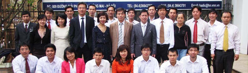 banner Nhân viên công ty HADIC