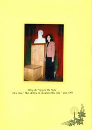 HADIC_Sổ vàng truyền thống_B Nguyễn Thì Ngân- Huy chương vì sự nghiệp Bưu điện 95