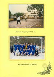 HADIC_Sổ vàng truyền thống-Giải cầu lông - Bóng đá công ty Thiết kế Bưu điện