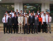 HADIC_Cán bộ lãnh đạo và đội ngũ thiết kế viên trẻ
