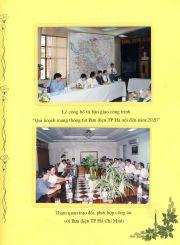 HADIC_Sổ vàng truyền thống_Phối hợp trao đổi với Bưu điện TP HCM