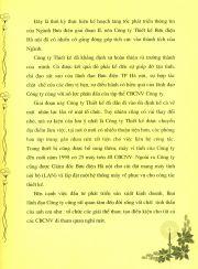 HADIC_Sổ vàng truyền thống_Tổng quan Công ty thiết kế bưu điện HN 97-98